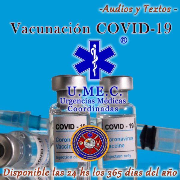 curso vacunacion covid