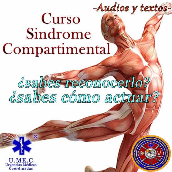 curso sindrome compartimental